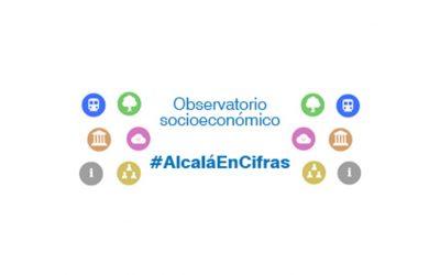 Alcalá en cifras